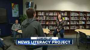 News video: News Literacy Project: School safety from the students' point of view