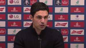 Mikel Arteta not expecting good news on Shkodran Mustafi injury