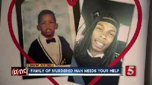 Family of murdered man needs your help to uncover leads [Video]