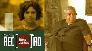 Why Governor Dhankar believes in 1000-yr old flying machines | On The Record [Video]