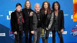Aerosmith announces 50th anniversary concert in Boston [Video]