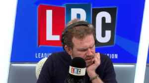 "James O'Brien shuts down Prince Andrew ""paedophile apologist"" caller [Video]"