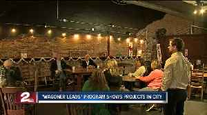 'Wagoner Leads' monthly series kicks off in downtown to engage community [Video]