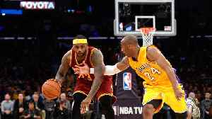 LeBron James 'heartbroken and devastated' by Kobe Bryant's death [Video]