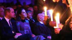 Prince William and Kate Have Told Their Children About the Holocaust [Video]