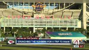 Crunching the numbers for a trip to Miami [Video]