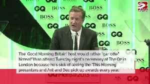 Piers Norgan plans NTA boycott [Video]