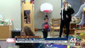 Parents as teachers [Video]