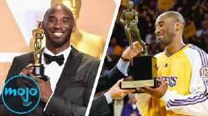 News video: Top 10 Kobe Bryant Moments