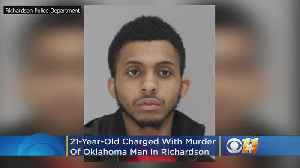 21-Year-Old Charged With Murder Of Oklahoma Man In Richardson [Video]