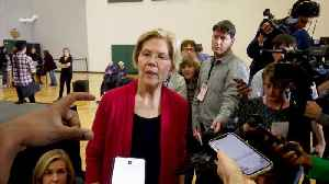 Warren Drops In New Poll