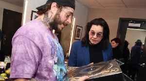 Post Malone had 'no idea' Ozzy Osbourne was battling Parkinson's disease [Video]