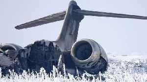 US military confirms Afghan crash but disputes plane shot down [Video]