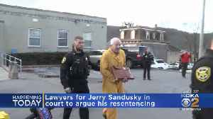Jerry Sandusky Requesting New Sentencing From 2012 Conviction [Video]
