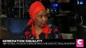 UN Women's Executive Director Tackles Gender Inequality With New Global Program [Video]