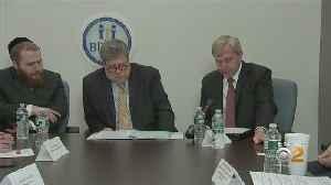 Attorney General William Barr Discusses Government Action To Combat Anti-Semitism, Hate Crime Attacks [Video]
