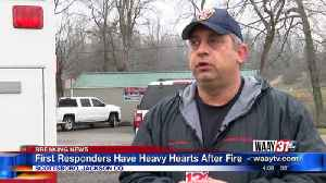 First responders have heavy hearts after deadly Scottsboro dock fire [Video]