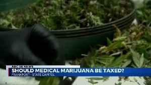 should medical marijuana be taxed [Video]