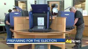 Preparing For The Election [Video]
