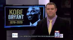 Sports Director Justin Prince shares thoughts on Kobe Bryant's death [Video]