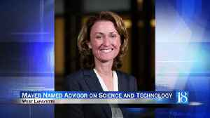 Purdue's Theresa Mayer gets consulting role in Trump administration [Video]