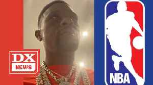 Boosie Badazz Calls For NBA To Switch NBA Logo From Jerry West To Kobe Bryant [Video]