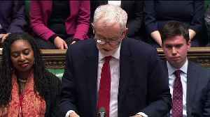 'Repetition!' Corbyn and PM pay tribute to Nicholas Parsons [Video]