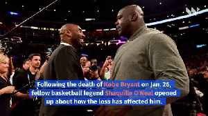 Kobe Bryant's Death Inspired Shaquille O'Neal to 'Delete [His] Beef' With Others [Video]