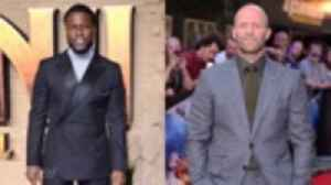 Kevin Hart, Jason Statham In Negotiations for Action Comedy 'Man From Toronto' | THR News [Video]