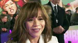 "News video: BIRDS OF PREY: Rosie Perez ""brought fun after hours!"