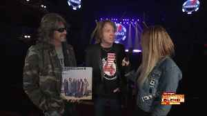 Foreigner Hits Las Vegas [Video]