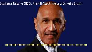 """""""He Was The Ultimate Competitor"""": Longtime Lakers Sportscaster, Stu Lantz Talks About Kobe Bryant [Video]"""