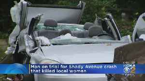 Man On Trial For Shady Ave. Crash That Killed Local Woman [Video]