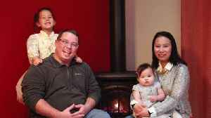Neenah man fights to get wife, kids home from Chinese city at the epicenter of the coronavirus [Video]