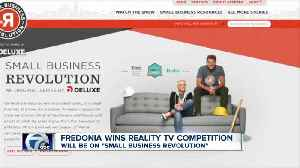 Fredonia wins 'Small Business Revolution,' small businesses set to receive makeovers [Video]