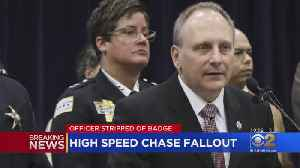 CPD Cmdr. Wodnicki Stripped Of Police Powers [Video]