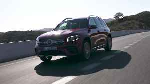 Mercedes GLB 220d – Compact SUV with plenty of Space [Video]