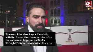 Liam Payne tells Ant Middleton he loves him after emotional Straight Talking interview [Video]