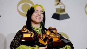 Billie Eilish planning 'mature' second album [Video]