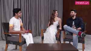 News video: Disha Patani and Aditya Roy Kapur's FUN Compatibility Test, duo on love, dating