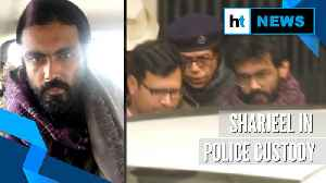 Sharjeel Imam, JNU student facing sedition charge, sent to police custody [Video]