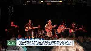 Local band provides music scholarships to Sweet Home High School students [Video]