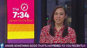 'The 7:34': What's Something Good That's Happened To You? [Video]