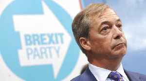 Brexit stage left - Nigel Farage on why Brussels will miss him [Video]