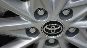 Toyota Closes China Plants In Response To Coronavirus [Video]
