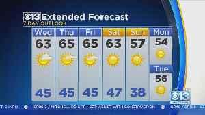 Morning Forecast - Jan. 29, 2020 [Video]