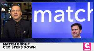 Match Group CEO Mandy Ginsberg Steps Down [Video]
