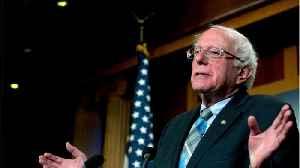 News video: Why Trump Wants To Run Against Bernie