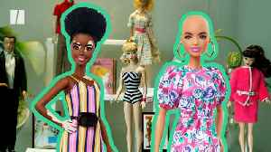 What Inclusive Barbies Mean To People Like Us [Video]