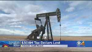 Colorado May Lose Millions In Tax Revenue Due To Oil & Gas [Video]